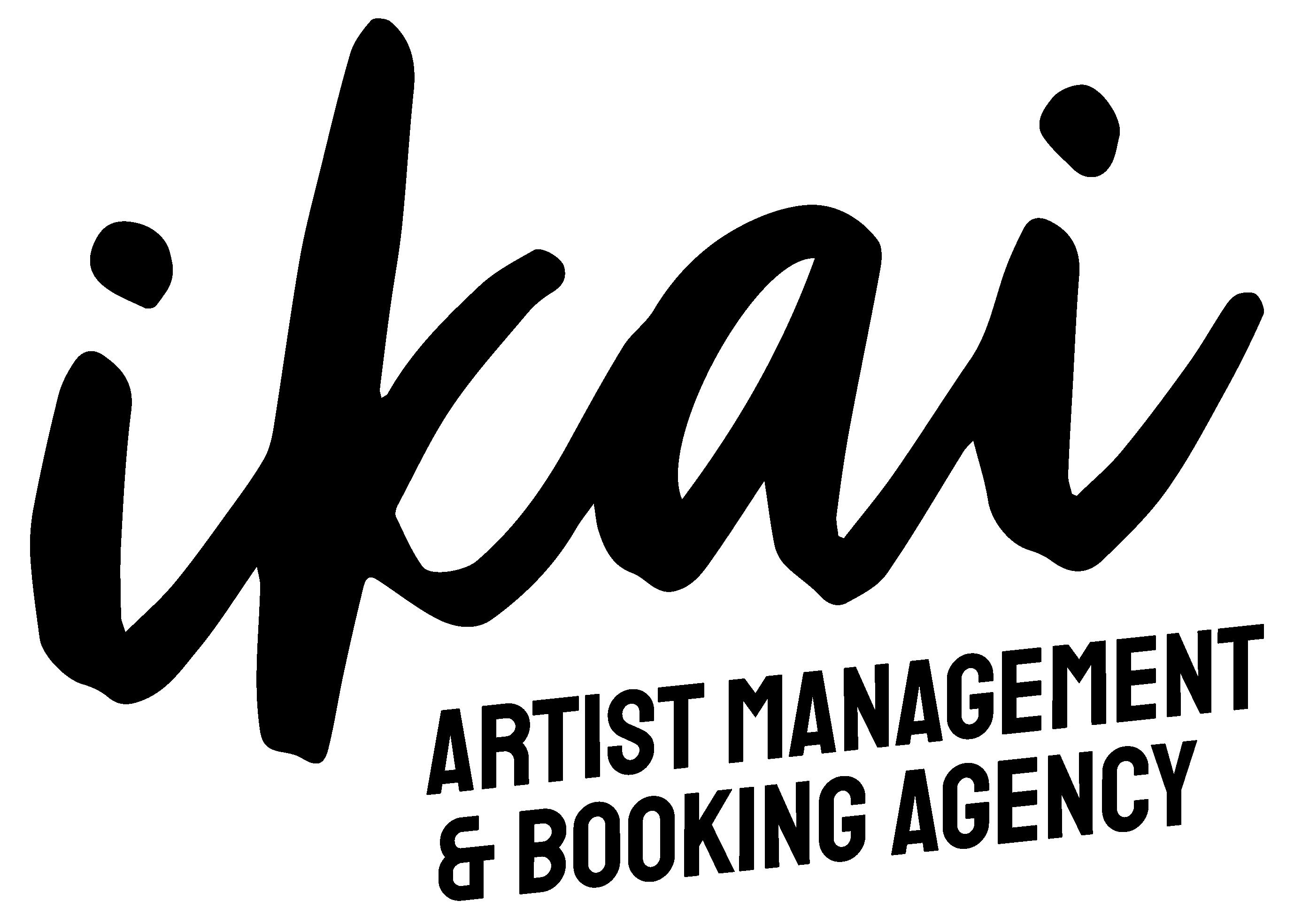 Logo IKAI gemaakt door Sjoerd van Schagen